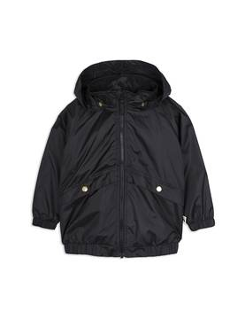 Sporty jacket, black -  - 3744229