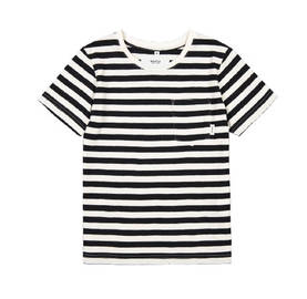 Verkstad t-shirt, black/white -  - makiak24003999 - 1