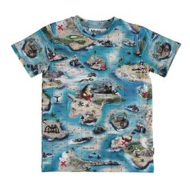 Ralphie T-shirt, Treasure Map -  - 1S19A230S1A - 1