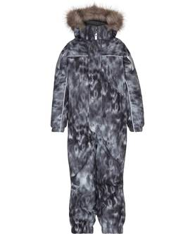 Seal Polaris snowsuit with Fur -  - 5W16N202a - 1