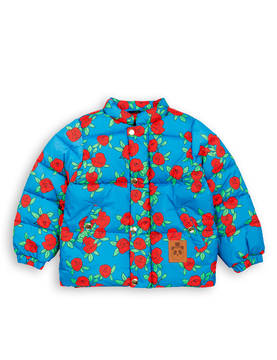 ROSE PUFFY JACKET, blue -  - 1771011811b - 1