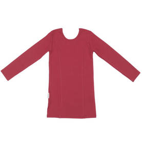 Ballerina tunic, winered 140-152 -  - BLT-00123b - 1