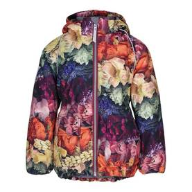 Cathy jacket, Flower Rainbow -  - 5W18M307b - 1