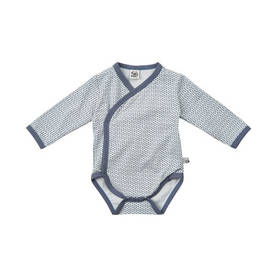 Harlekin wrap-around body, blue -  - pippiss17201b - 1
