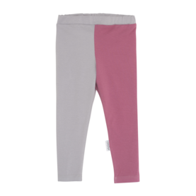 Leggings, GRAY/MAUVE -  - gugguuaw1703b