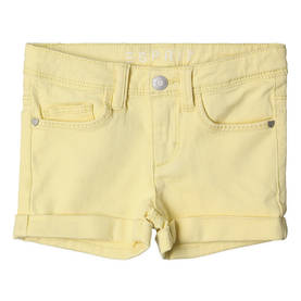 Shorts, light yellow -  - espritrj26085b - 1