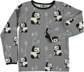 T-shirt with panda, wilde dove -  - smafolkaw171d - 1