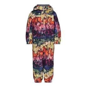 Polaris snowsuit, Flower Rainbow -  - 5W18N202e - 1