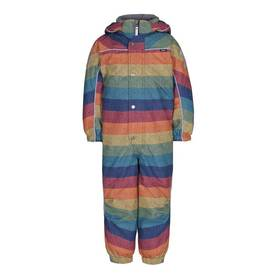 Polaris snowsuit, Denim Rainbow -  - 5W18N202j - 1