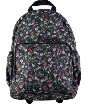 Tiny Flowers Poplin, Big backpack -  - 7W17V202k - 1
