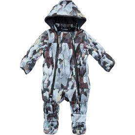 Hebe Snowsuit, Bark -  - 5W17N104o - 1
