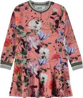 Conny dress, Flowers Of The World -  - 2S19E222P