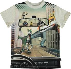 Road T-shirt, Hindsight Mirror -  - 1S19A213P - 1