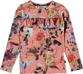 Rosita shirt, Flowers Of The World -  - 2S19A410P - 1